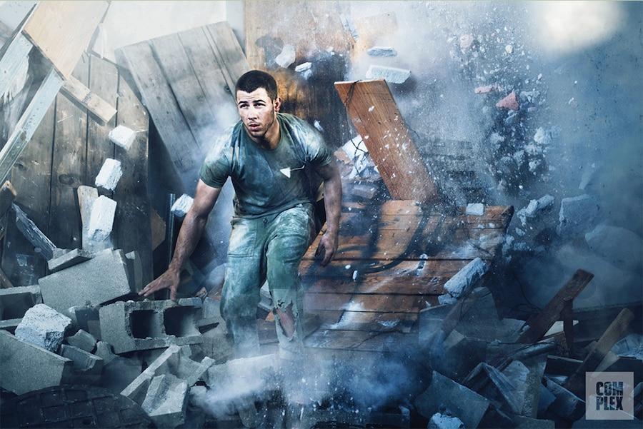 Nick Jonas, Complex