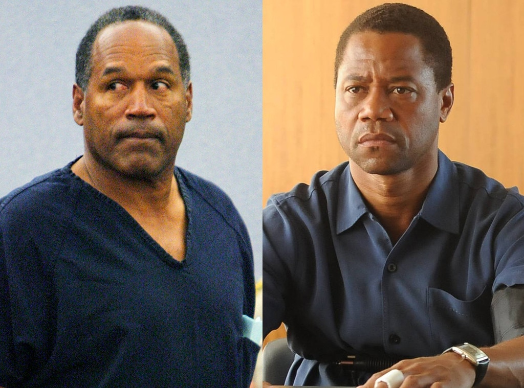 American Crime Story, The People v. O.J. Simpson, Cuba Gooding, Jr.