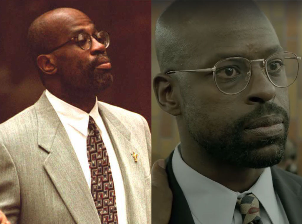 Chris Darden, Sterling K. Brown, American Crime Story