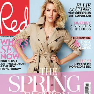Ellie Goulding, Red Magazine