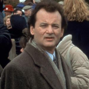 Groundhog Day, Bill Murray