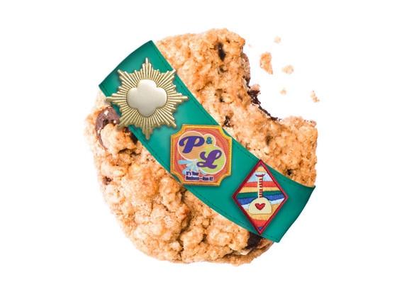 Girl Scout Cookies, Trios