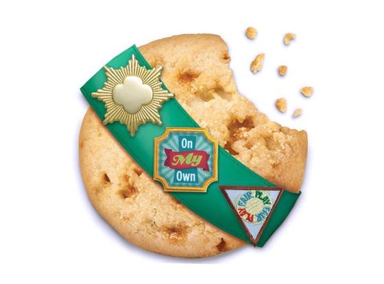 Girl Scout Cookies, Toffee-tastic