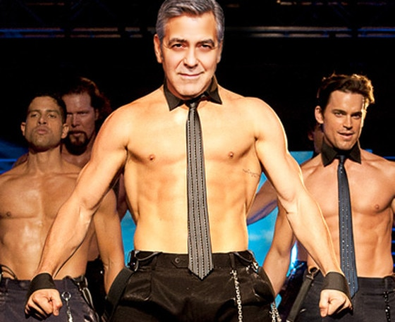 George Clooney, Magic Mike