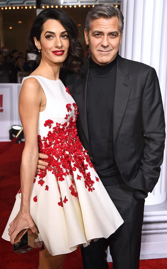 Amal und George Clooney: So süß war ihr erstes Treffen!