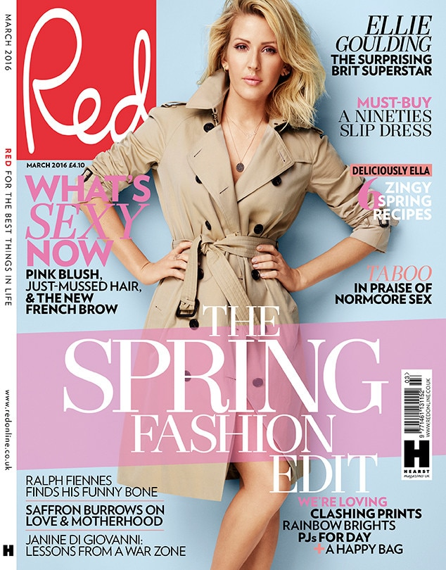 Ellie Goulding, Red Magazine