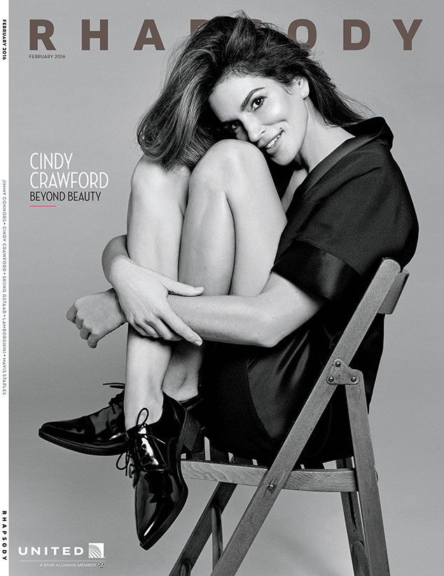 Cindy Crawford, Rhapsody