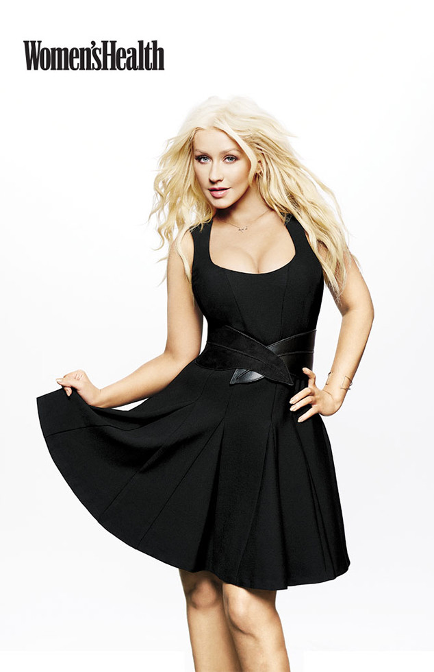 Christina Aguilera, Women's Health