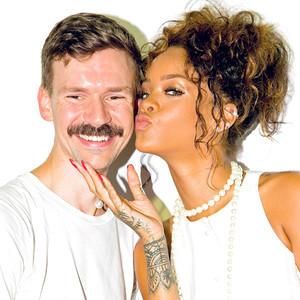 Adam Selman, Rihanna