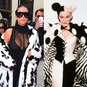Kim Kardashian, Cruella Deville, Cruella De Vil