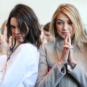 Gigi Hadid, Kendall Jenner, Karlie Kloss