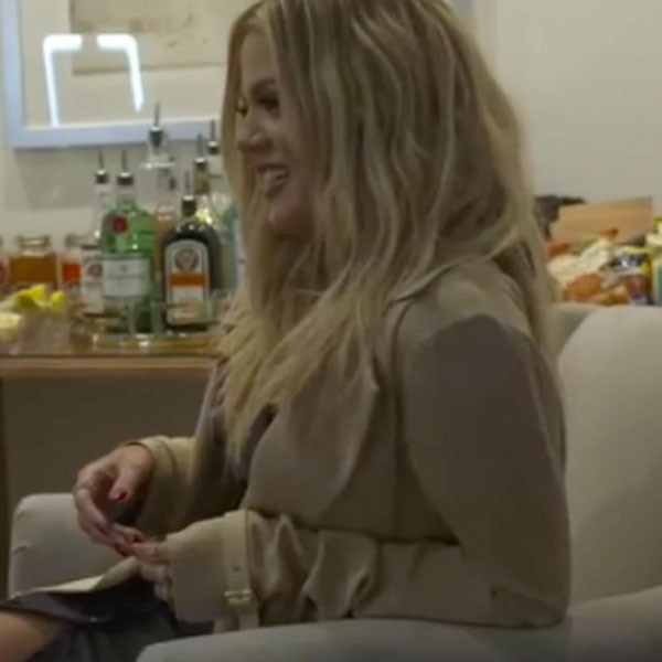 Khloe Kardashian, Livestream