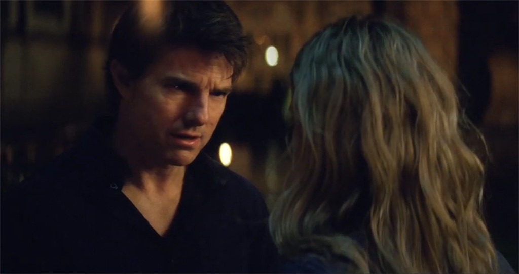 Tom Cruise, The Mummy