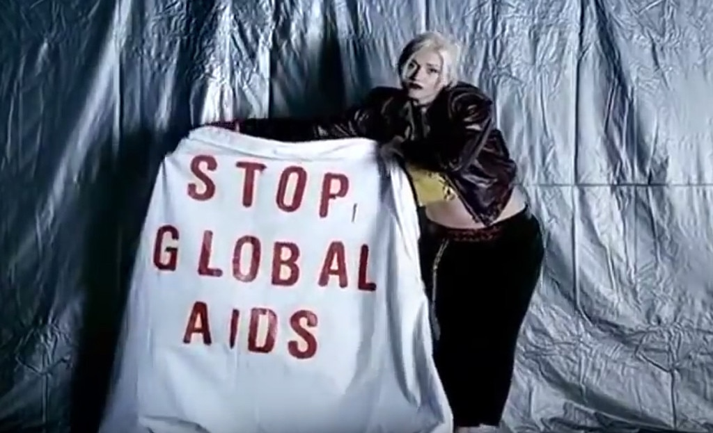 Artists Against AIDS Worldwide, What's Going On