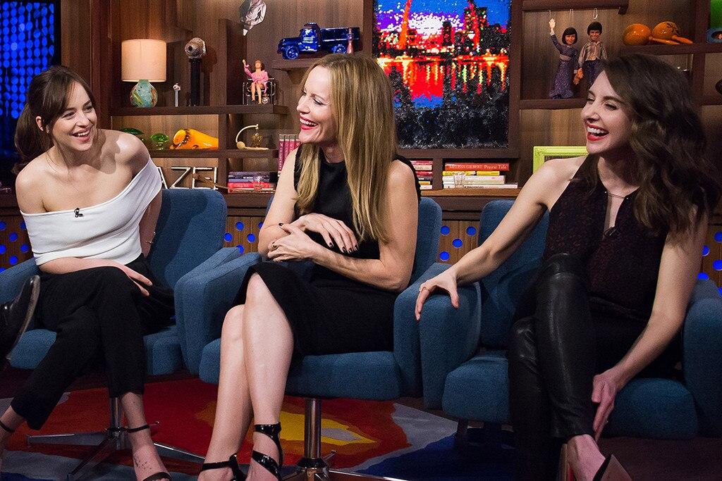 Dakota Johnson, Leslie Mann, Alison Brie