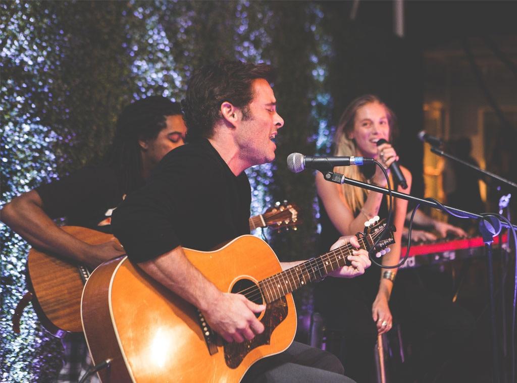 James Marsden, Edei, Singing