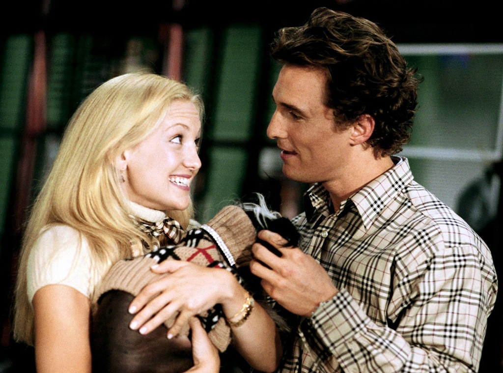Kate Hudson, Matthew McConaughey, How to Lose a Guy in 10 Days