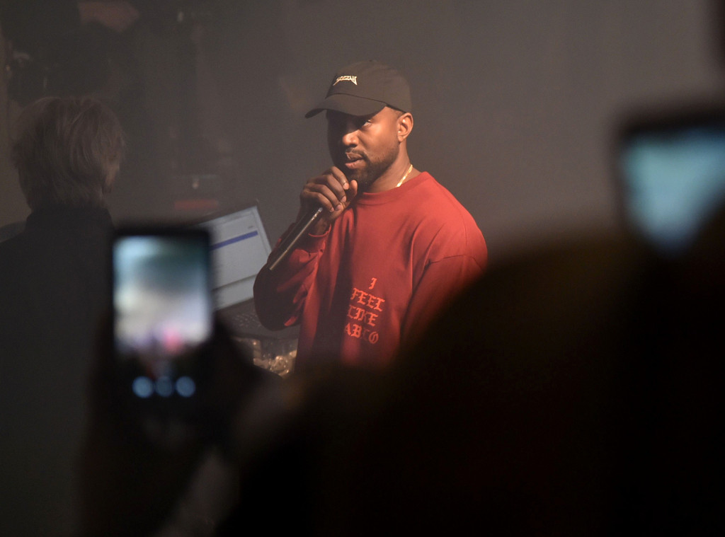 Kanye West, NYFW, Yeezy