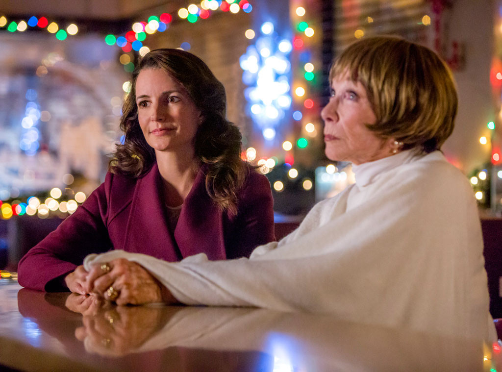 A Heavenly Christmas, Kristin Davis, Shirley MacLaine