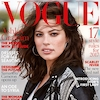 Ashley Graham, British Vogue January 2017