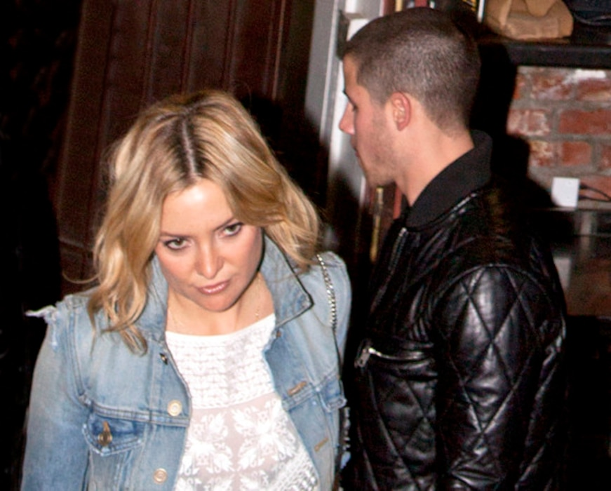 Kate Hudson, Nick Jonas