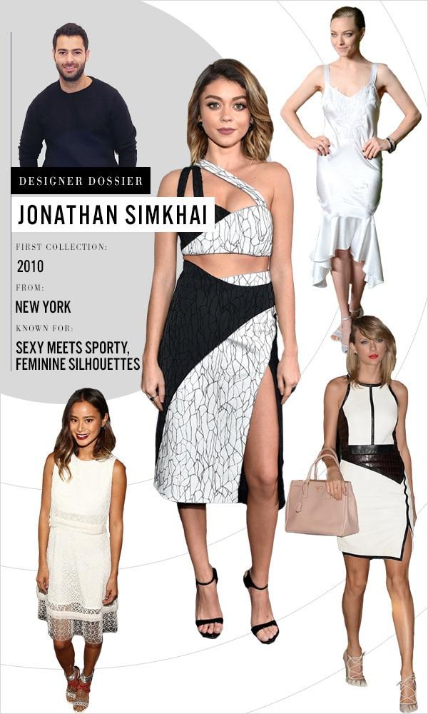 NYFW, Designer Dossier Jonathan Simkhai