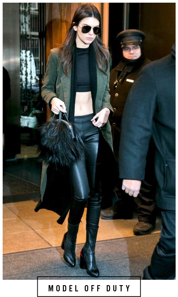 Kendall Jenner, ESC: 5 days
