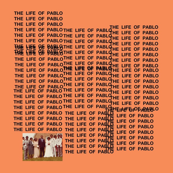Kanye West, The Life of Pablo Album Cover