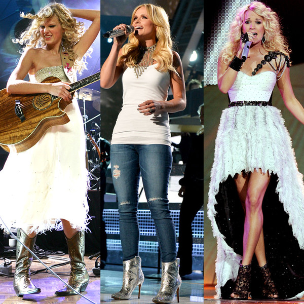 Taylor Swift, Miranda Lambert, Carrie Underwood, Kelsea Ballerini, Pop Icons Week
