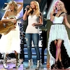 Taylor Swift, Miranda Lambert, Carrie Underwood, Kelsea Ballerini, Pop Icons Week