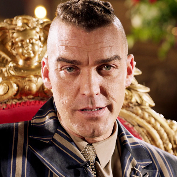 Jake Maskall, The Royals, King Cyrus