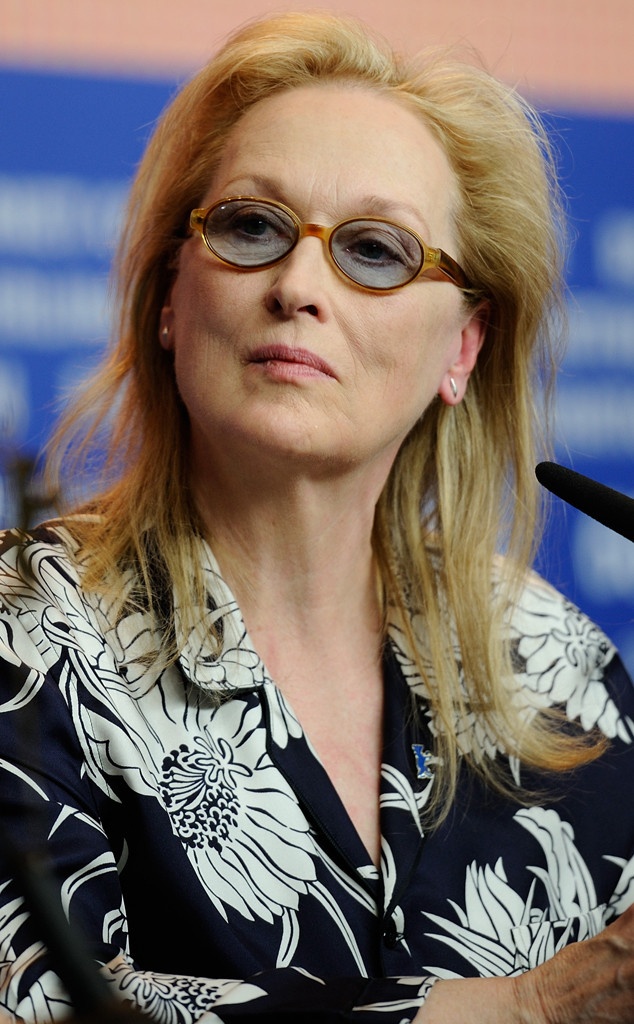 Meryl Streep, SAG Awards