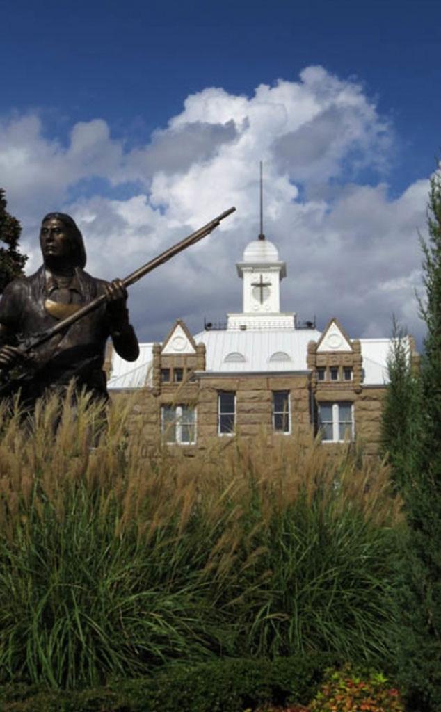 Tishomingo, Oklahoma