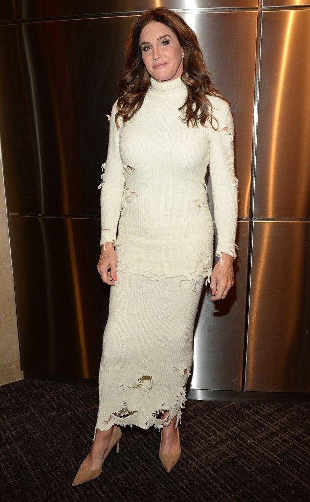 Caitlyn Jenner, Yeezy, NYFW