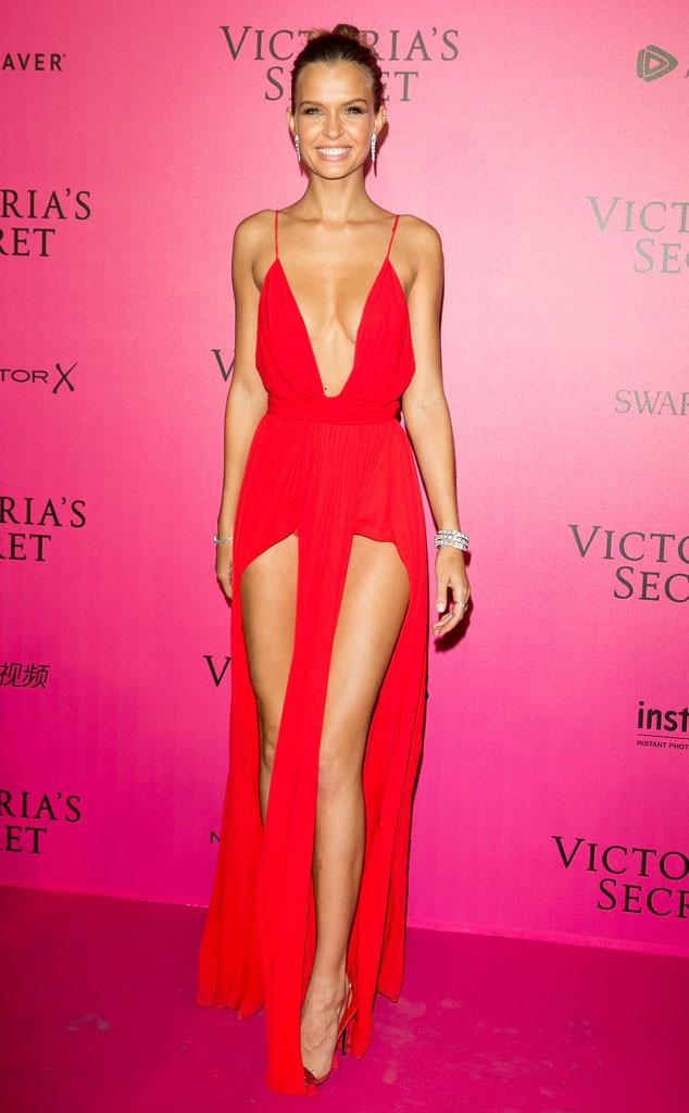 Josephine Skriver From Victoria S Secret Fashion Show 2016