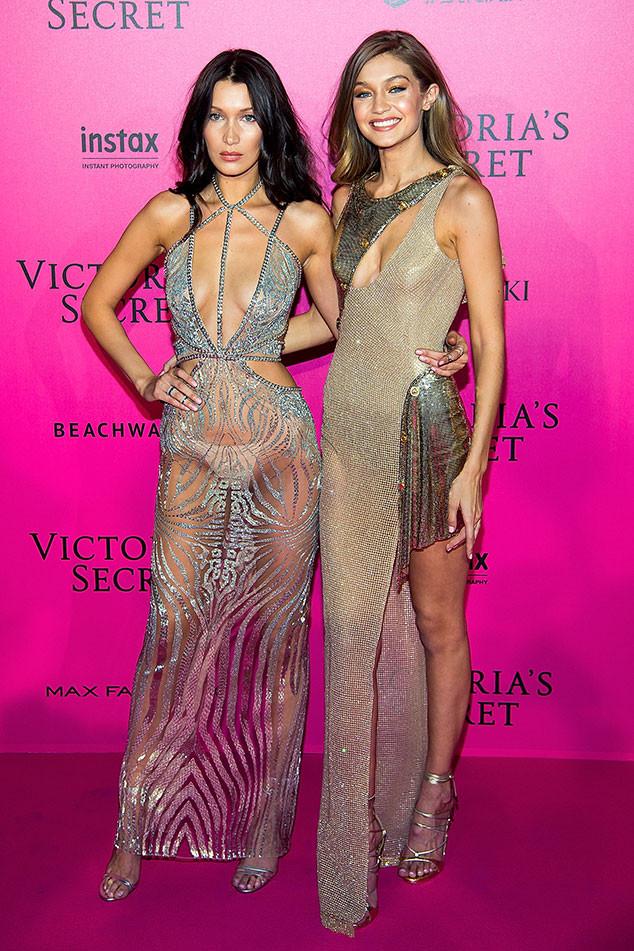 Vs Fashion Show Robe Paris