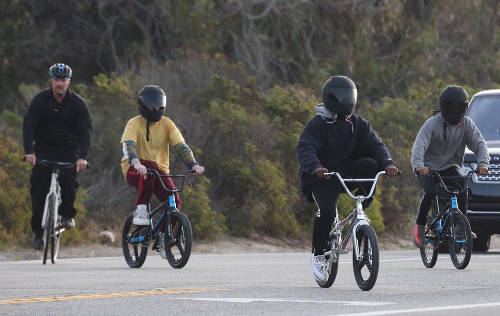 Kanye West, Bike Ride