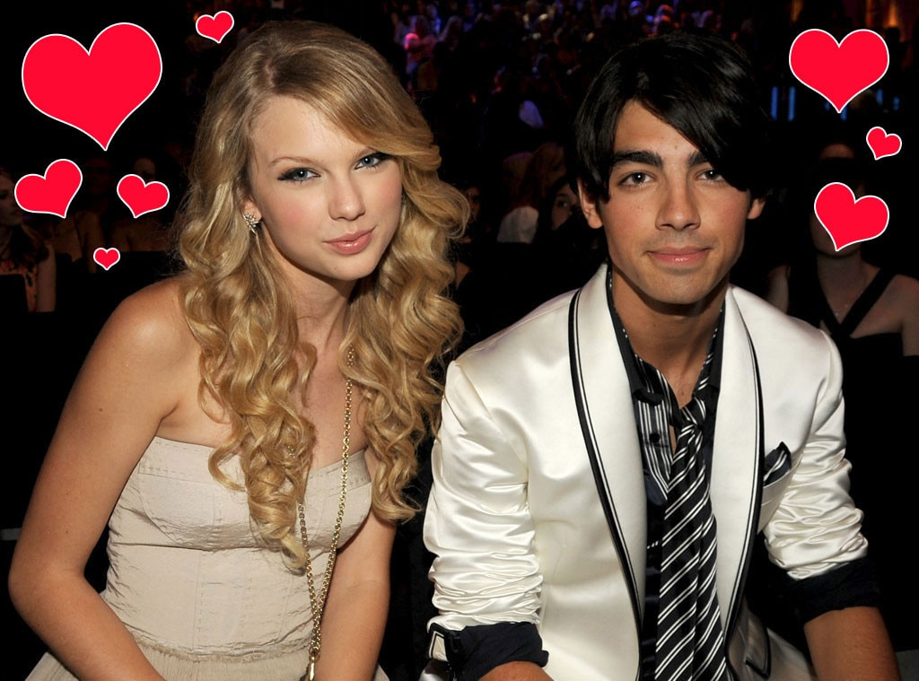 Taylor Swift Boyfriends, Taylor Swift, Joe Jonas