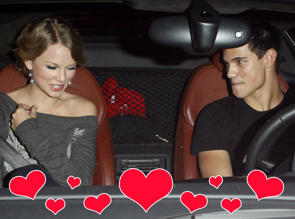 Taylor Swift Boyfriends, Taylor Swift, Taylor Lautner