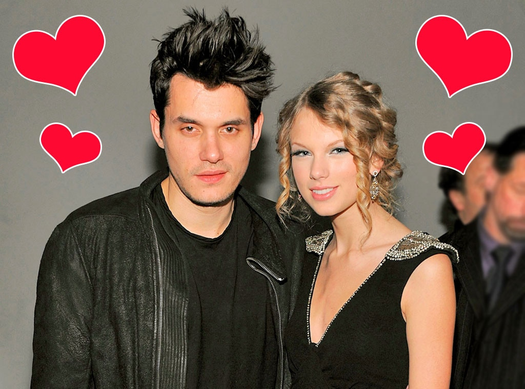 Taylor Swift Boyfriends, Taylor Swift, John Mayer