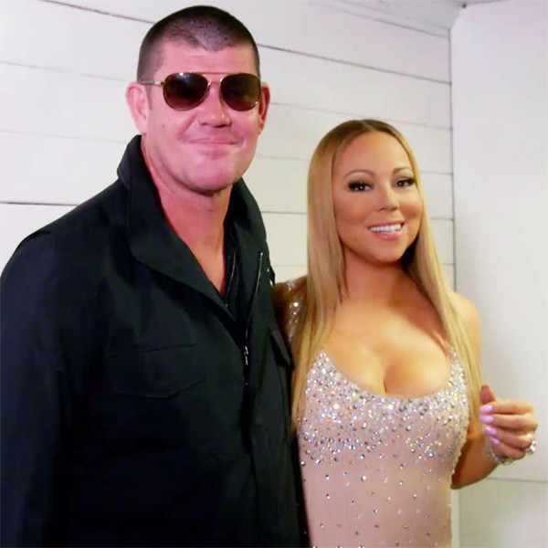 Mariah Carey, James Packer, Mariah's World, Mariah's World 102