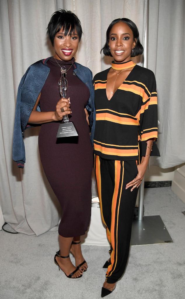 Kelly Rowland, Jennifer Hudson