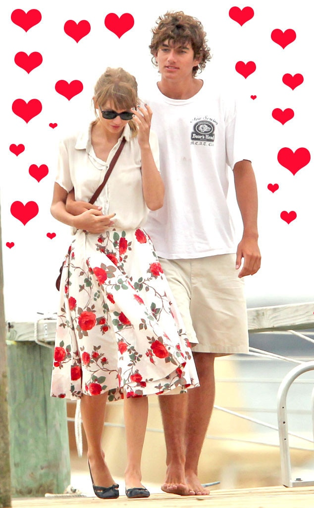 Taylor Swift Boyfriends, Taylor Swift, Connor Kennedy