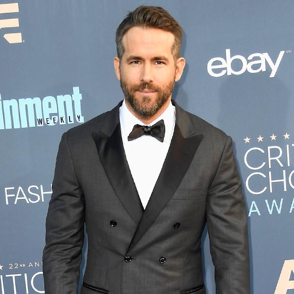 22nd Critics' Choice Awards, Arrivals, Ryan Reynolds
