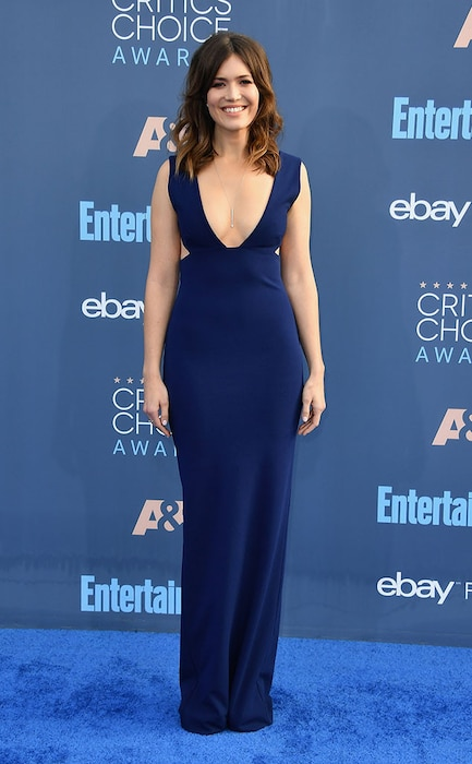 22nd Critics Choice Awards, Mandy Moore, Arrivals
