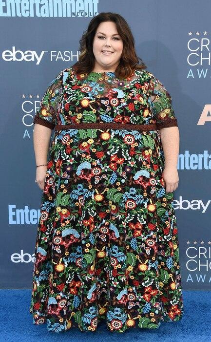 22nd Critics' Choice Awards, Arrivals, Chrissy Metz