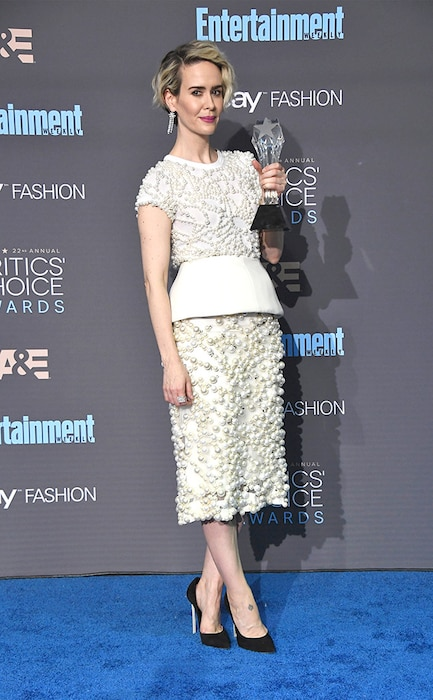 22nd Critics' Choice Awards, Winners, Sarah Paulson