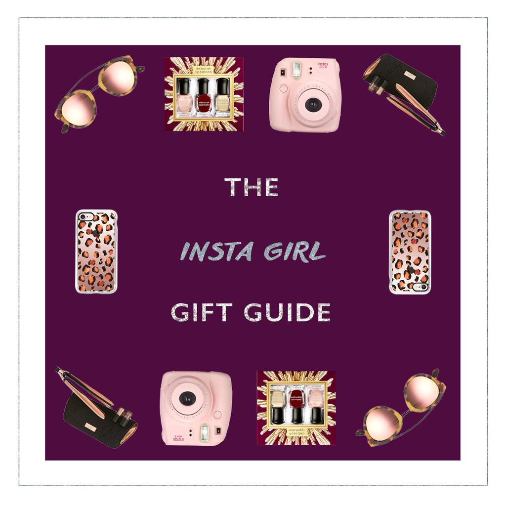 ESC: 2016 Gift Guide, Insta Girl, Grid, Widget