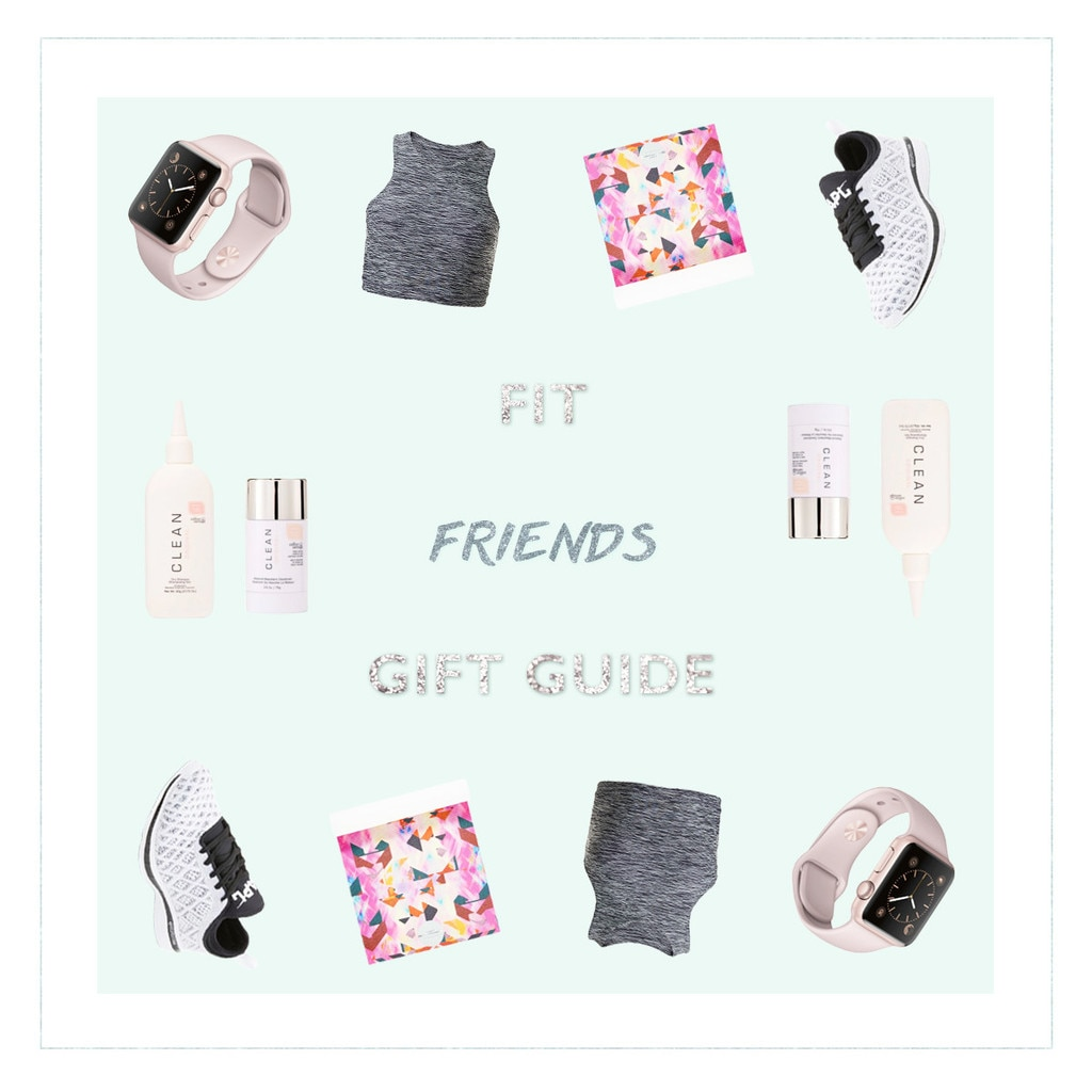 ESC: 2016 Gift Guide, Fit Friends, Widget