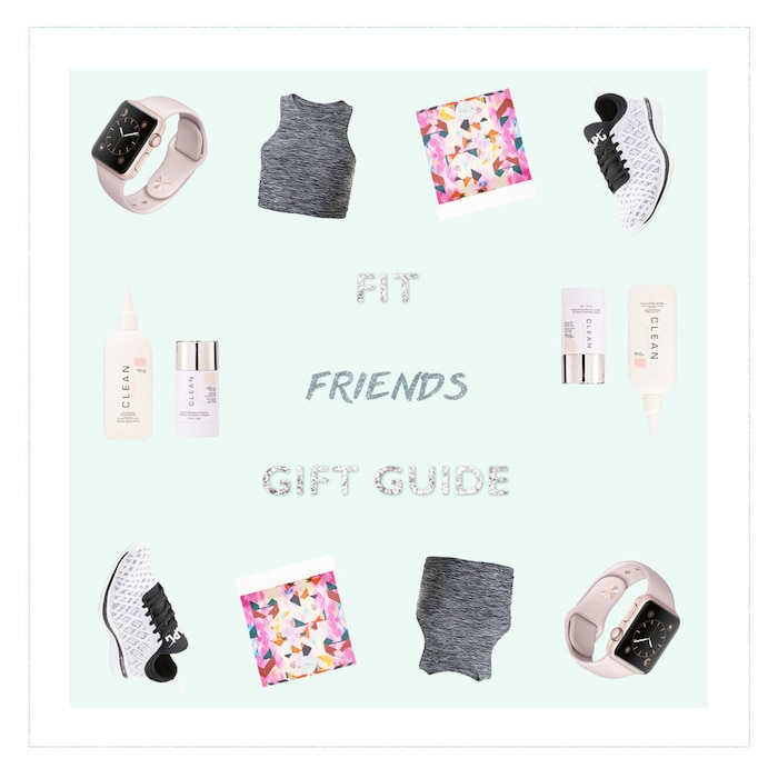 ESC: 2016 Gift Guide, Fit Friends, Widget
